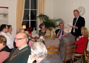 Politische Vorweihnacht der SPD Jüchen 2011