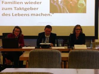 Ingrid Hack, Erik Lierenfeld, Marion Klein (v.l.n.r.)