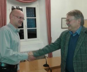 Schmeing zum stv. Vorsitzenden gewählt (29.09.2014)