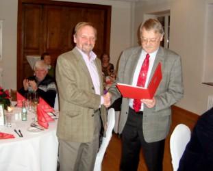 Gerhard Geisler (links)