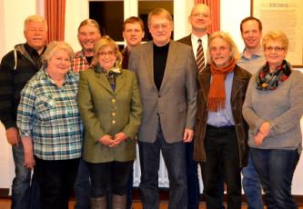 SPD Ortsvereinsvorstand Jüchen