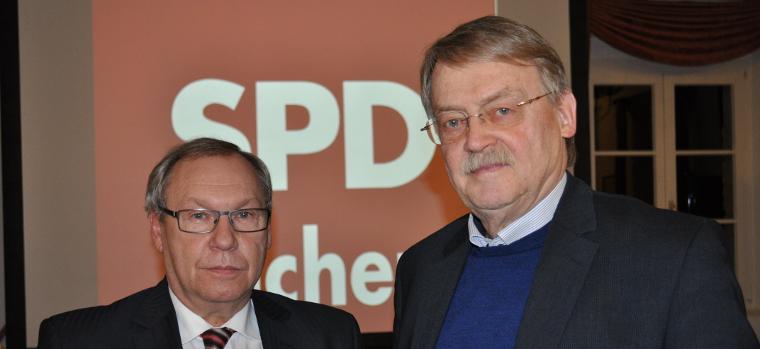 SPD Drossert Tesmann