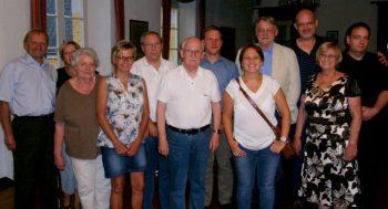 Mitgliederversammlung August 2016